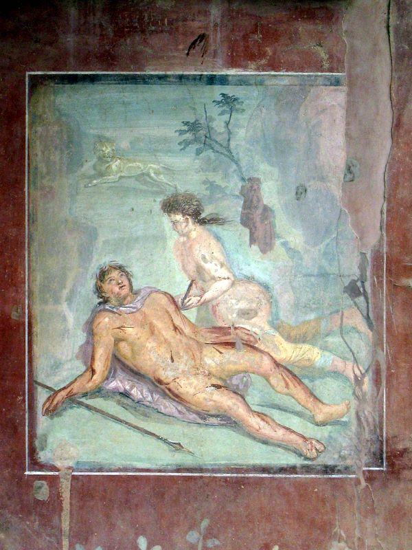 Порно ролики в древних замках