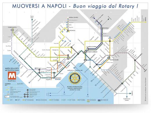 mappa della rete metropolitana di napoli muoversi a rotaract logo transparent rotaract logo creator