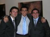 Alberto Raffaele Casale (a sx), Francesco de Francesco (al centro) e Salvatore Virno (a destra)