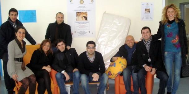 Il Rotaract Club Pompei Oplonti Vesuvio Est