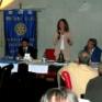 """Vedi la galleria Conferenza dal tema """"Testamento Biologico"""" organizzata del Rotary Pompei"""