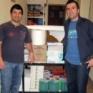 Vedi la galleria Giornata mensa dei poveri e consegna materiali