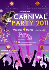Carnival Party 2011