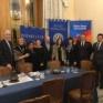 Vedi la galleria Visita Governatore Giorgio Botta