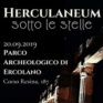 Herculaneum Sotto le Stelle